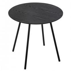 Table à café MILEO CONTEMP - Noir