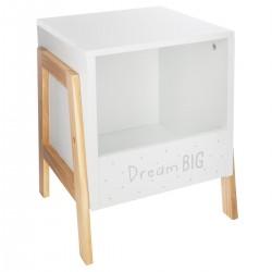 Rangement casier DREAM BIG - Blanc