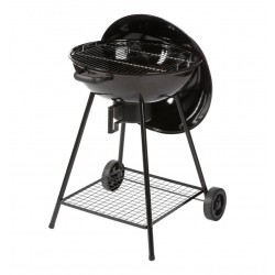 Barbecue à charbon 57cm NEKA BISCA - Noir