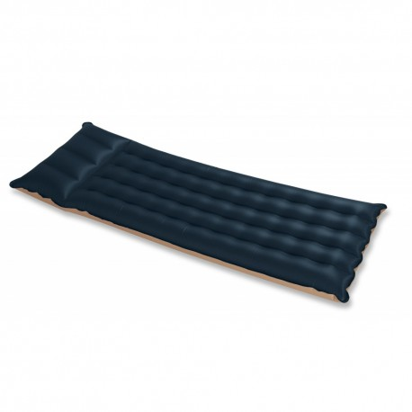 Matelas gonflable 1 place camping INTEX