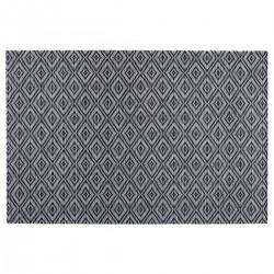 Lot de 2 set de table géométrique 45X30cm - Noir
