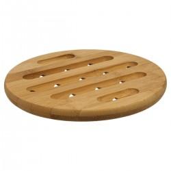 Dessous de plat D18cm en bambou