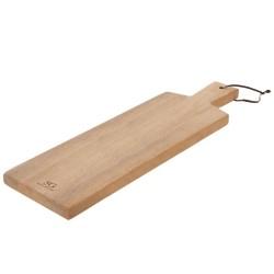 Planche à découper rectangle à poignée