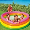 Piscine pour enfant D168 SUNSET GLOW, INTEX - Multicolore
