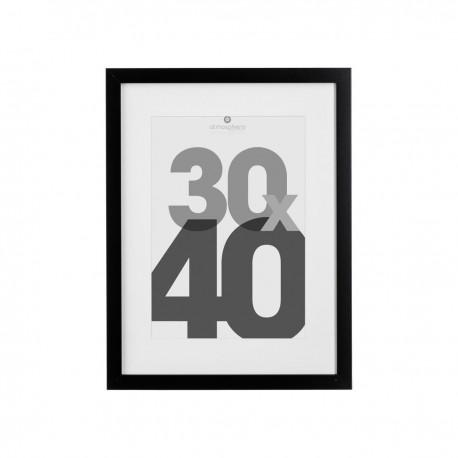 Cadre photo 30X40cm EVA - Noir