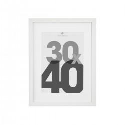 Cadre photo 30X40cm EVA - Blanc