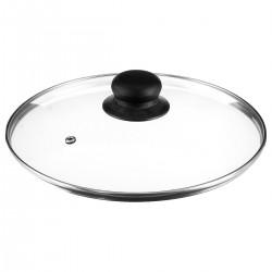 Couvercle en verre D24cm