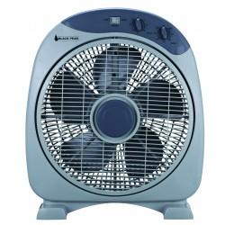 Ventilateur à poser D30cm BLACK PEAR - Bleu