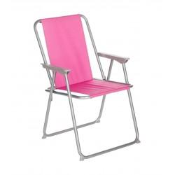 Chaise pliante GRECIA - Rose