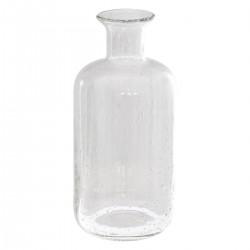 Vase à bulles H21cm THE COLONIAL FACTORY - Transparent