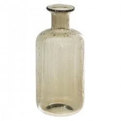 Vase à bulles H21cm THE COLONIAL FACTORY - Kaki
