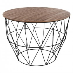 Table basse ATOMIC HOME - Noir