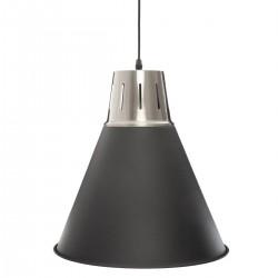 Suspension en métal D33cm ARCHI FÉMININ - Noir