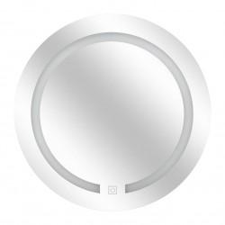 Miroir LED rond D45cm - Blanc