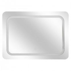 Miroir LED rectangle - Blanc