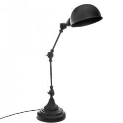 Lampe en métal H55cm BASALT, THE COLONIAL FACTORY - Noir