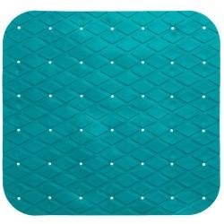 Fond de douche 55X55cm - Turquoise