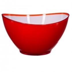 Saladier 23cm WAVE - Rouge