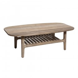 Table basse 120X70cm BANILA - Naturel