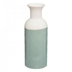 Vase bouteille H25cm RITUALITY - Vert pastel