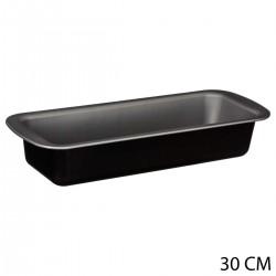 Moule à cake 30cm SIGNATURE - Noir