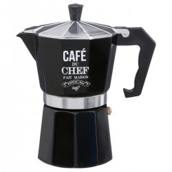 Cafetière italienne - Noir