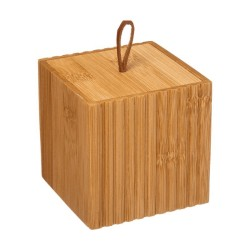 Pot à coton en bambou TERRE INCONNUE - Bambou