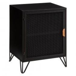 Table de chevet BAY - Noir