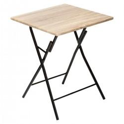 Table pliante BASIC - Bois