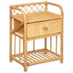 Table de chevet AONI, IDYLLE FOLK - Bambou