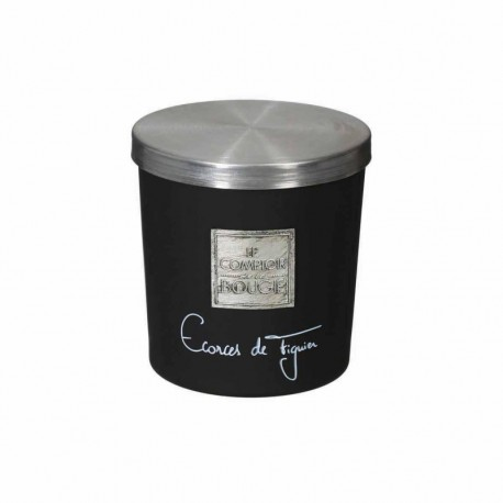 Bougie parfumée 130g - Écorce de figuier