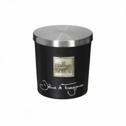 Bougie parfumée 130g - Délices de frangipanier