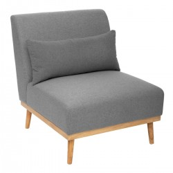 Fauteuil ANDRIA - Gris