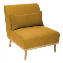 Fauteuil ANDRIA - Ocre