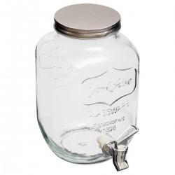 Distributeur de boisson 4L YORKSHIRE - Transparent