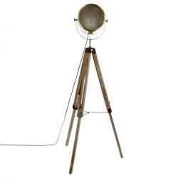 Lampadaire H152cm EBOR - Bronze