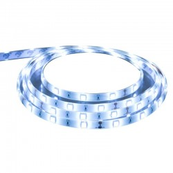 Ruban LED Blanc chaud télécommande 5M