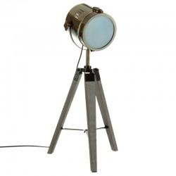 Lampe H68cm EBOR - Bronze