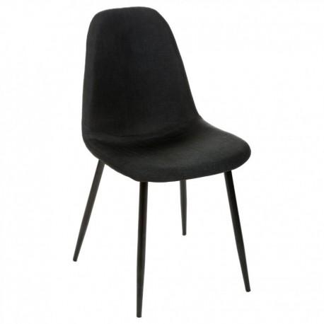 Chaise TYKA - Noir