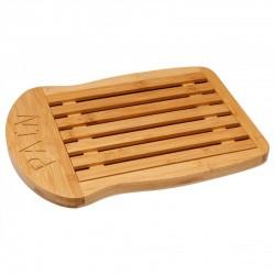 Planche à pain tranché en bambou