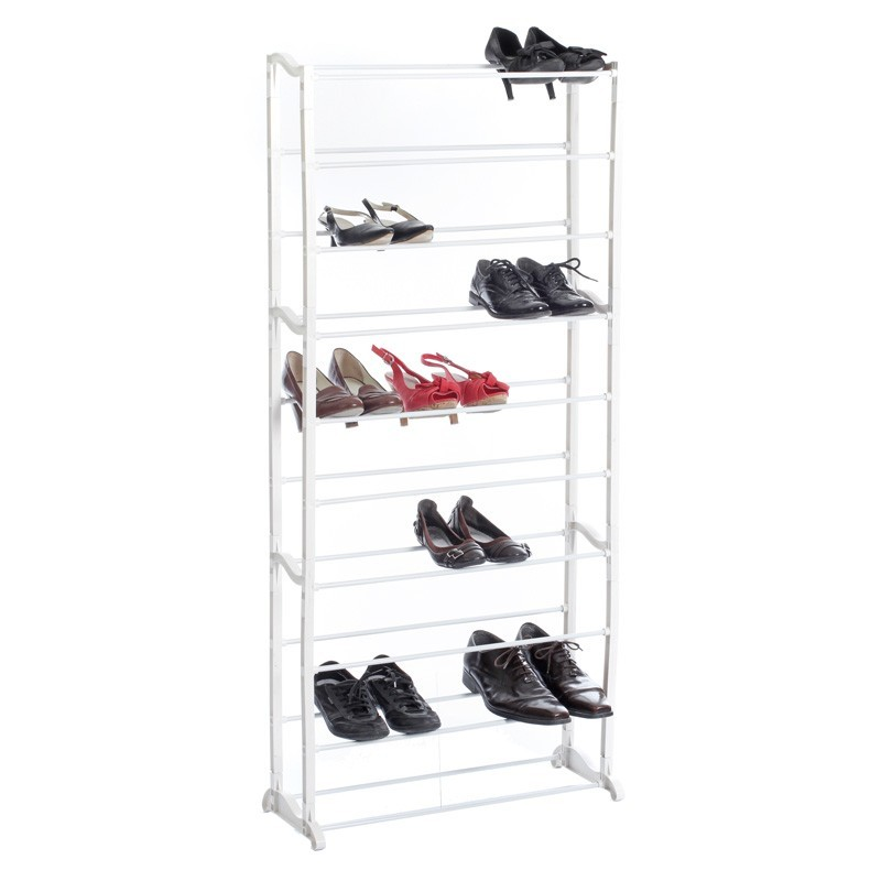 rack chaussures 30 paires veo shop. Black Bedroom Furniture Sets. Home Design Ideas