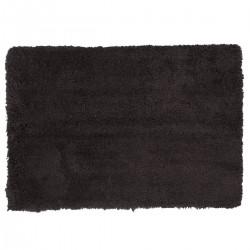 Tapis doux à poils longs 90X60cm - Gris