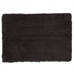 Tapis doux à poils longs 170X120cm - Gris