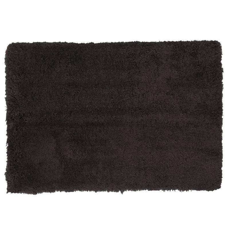 tapis doux poils longs 170x120cm gris veo shop. Black Bedroom Furniture Sets. Home Design Ideas