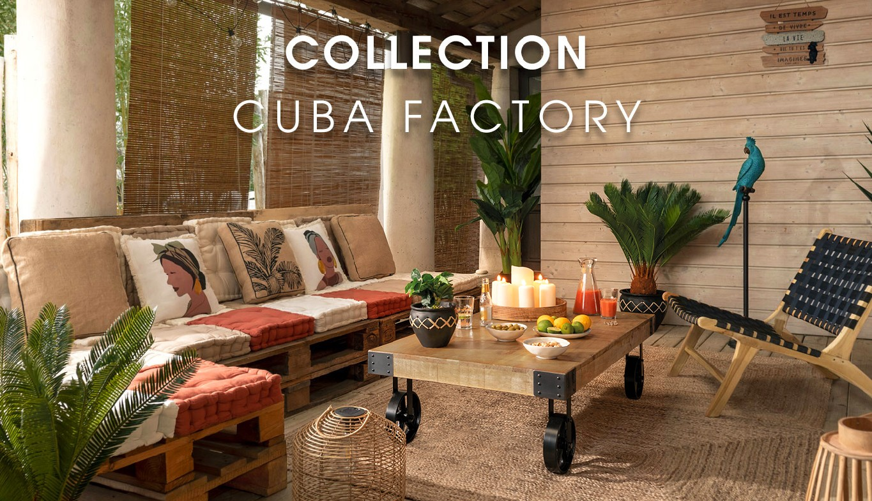 THE CUBA FACTORY