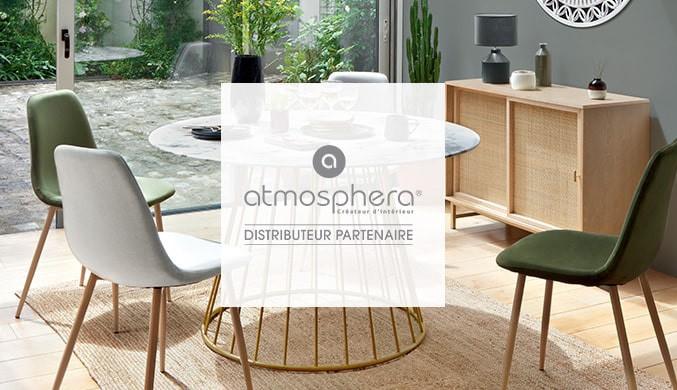 Distributeur partenaire d'ATMOSPHERA